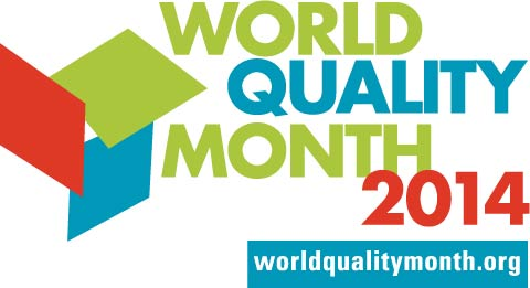 World Quality Month 2014