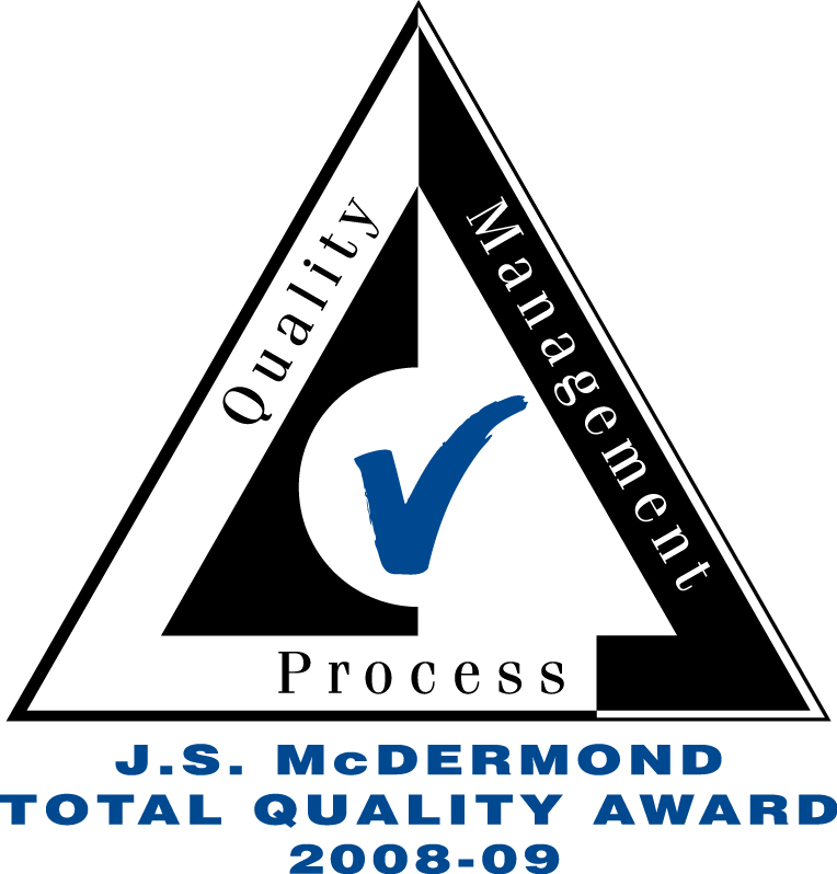J.S. McDermond Total Quality Award