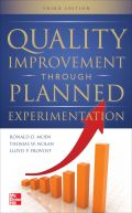Quality Improvement Through Planned Experimentation, Third Edition