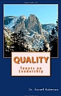 Quality: Tenets on Leadership