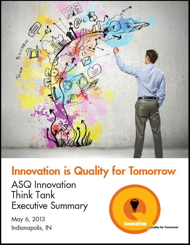 Innovation Think Tank Summary