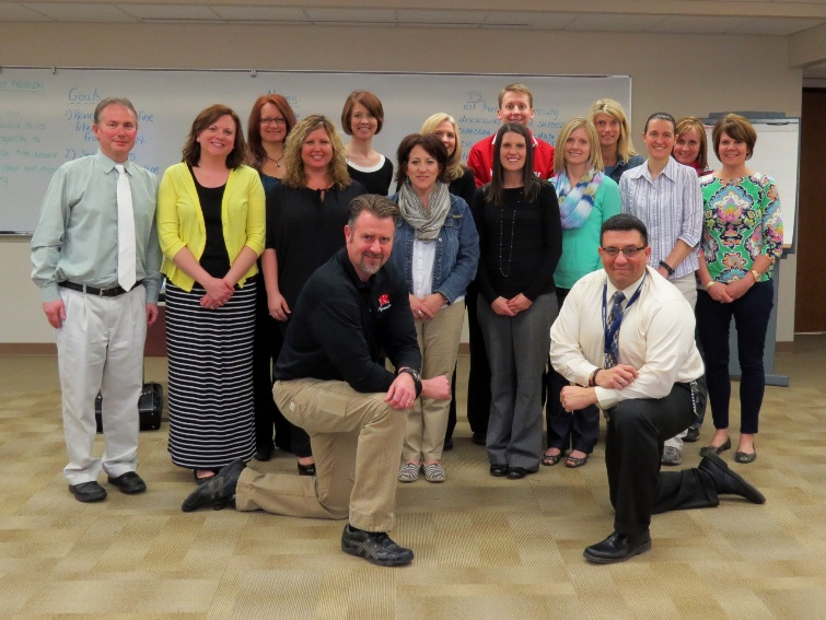 Kimberly Area School District Rapid Improvement Team