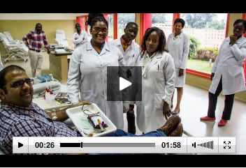 Quality for Life video - Bloodwork in Africa