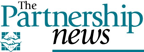 The Partnership News logo
