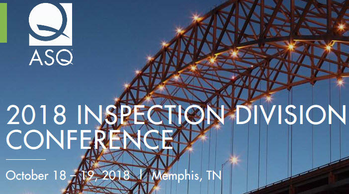 2018 Inspection Division Conference