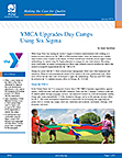 YMCA Upgrades Day Camps Using Six Sigma