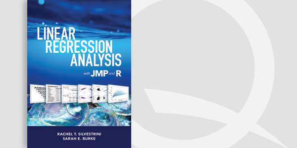 Linear Regression Analysis with JMP and R