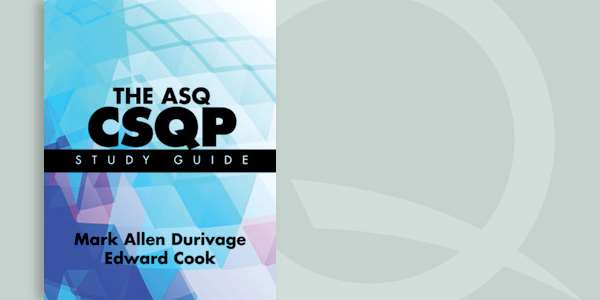 PDF Download The Asq Cqe Study Guide Free - NWC Books