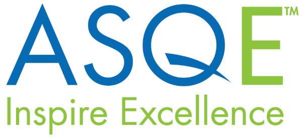 ASQE Inspire Excellence logo