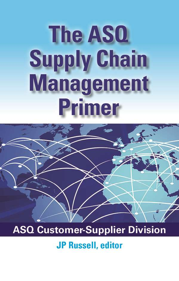 riordan supply chain management theory