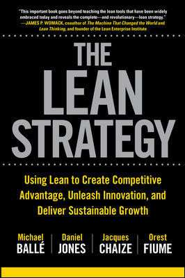 Cover image for The Lean Strategy
