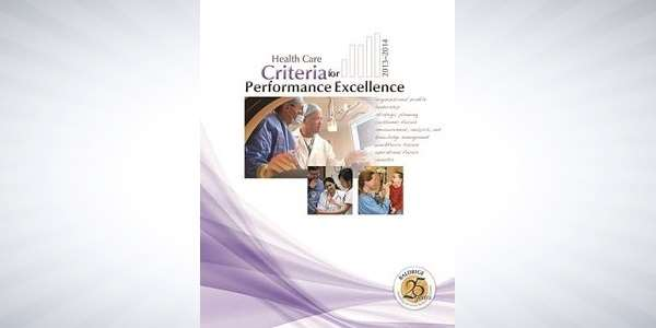 2013-2014 Health Care Criteria for Performance Excellence