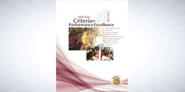 2013-2014 Education Criteria for Performance Excellence