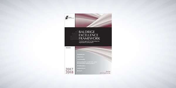 2017-2018 Baldrige Excellence Framework (Education)
