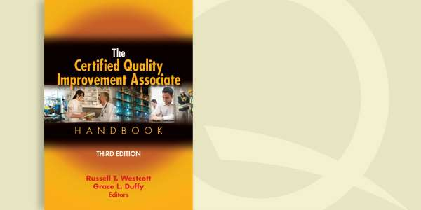 The Certified Quality Improvement Associate Handbook
