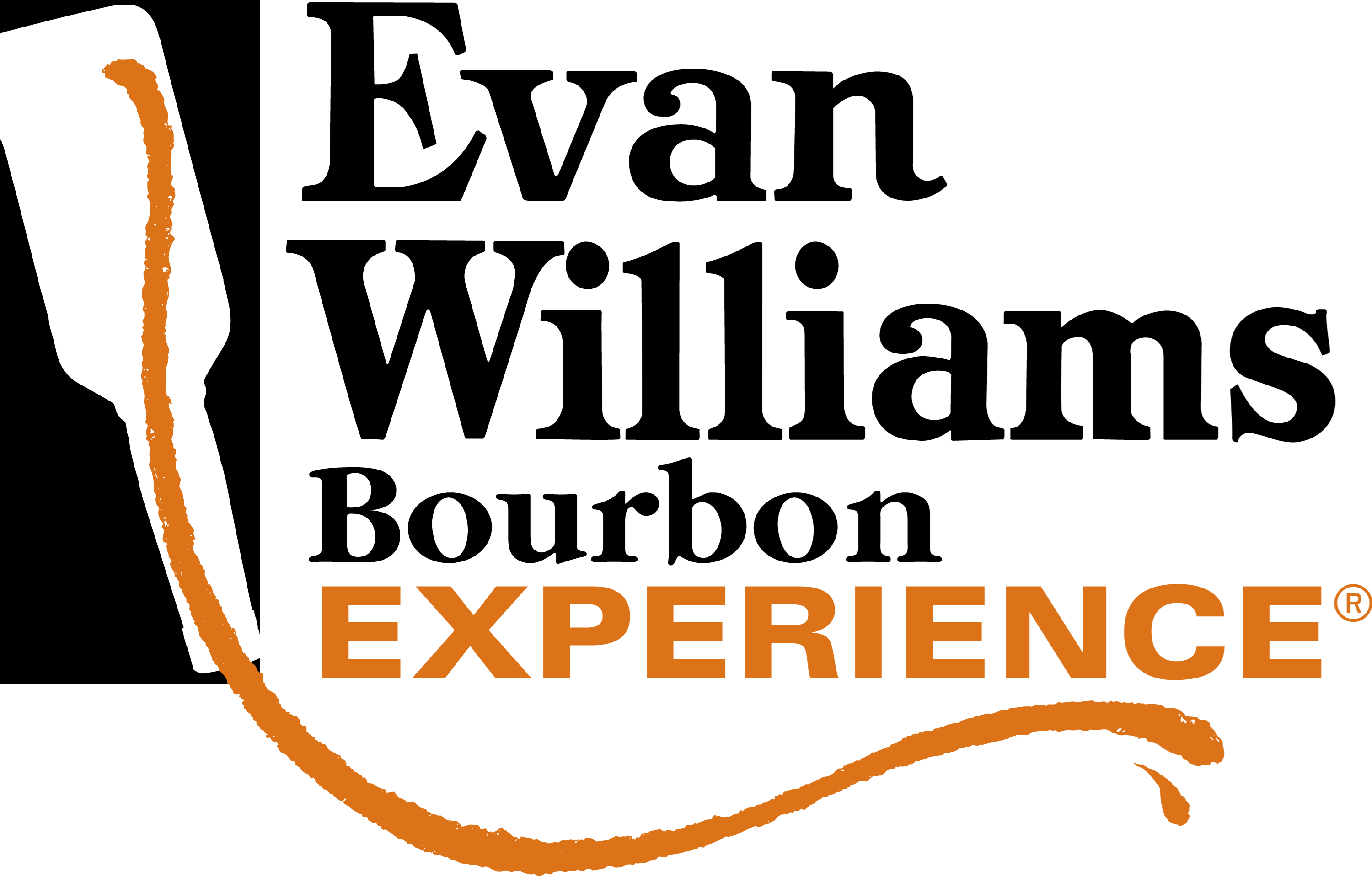 Evan Williams Bourbon Experience logo