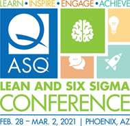 Lean and Six Sigma Conference image