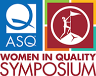Women in Quality Symposium logo