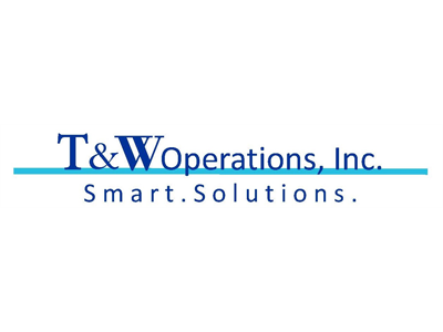 T&W Operations, Inc. Smart.Solutions. Logo