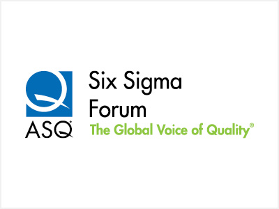 Six Sigma Forum