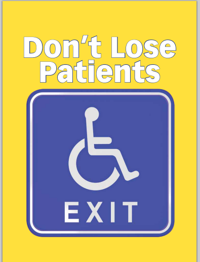 Don't Lose Patients