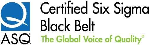 ASQ Certified Master Black Belt logo