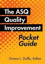 The ASQ Quality Improvement Pocket Guide
