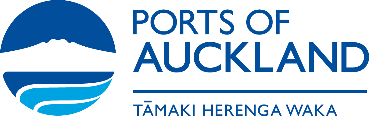 Ports of Auckland Logo