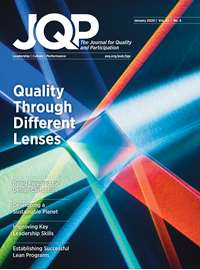 Journal for Quality and Participation cover image