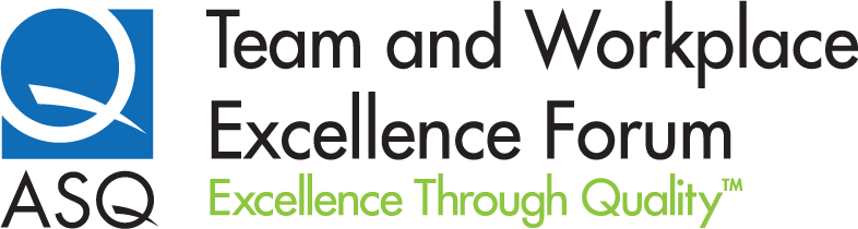Team and Workplace Excellence Forum logo