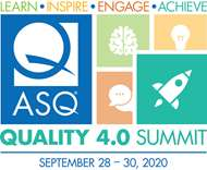 Quality 4.0 Summit Graphic image