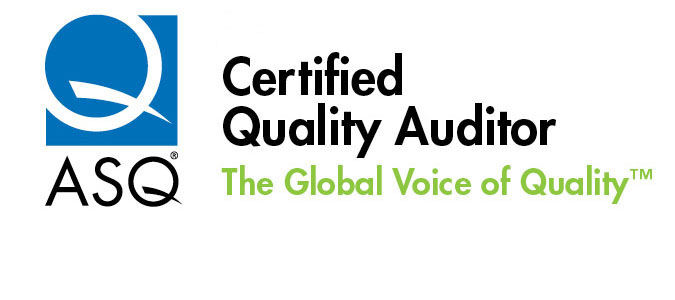 Quality Auditor Certification - Logos