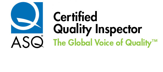Logos - Certified Quality Inspector - (CQI) Certification | ASQ