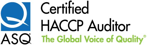 HACCP Auditor Certification
