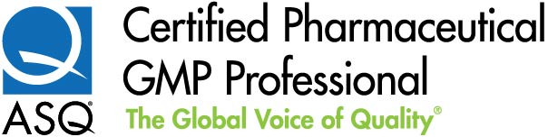 Pharmaceutical GMP Professional Certification
