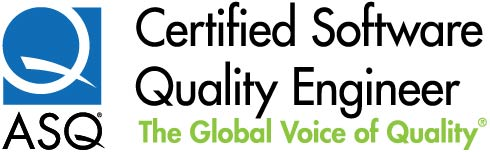 Software Quality Engineer Certification